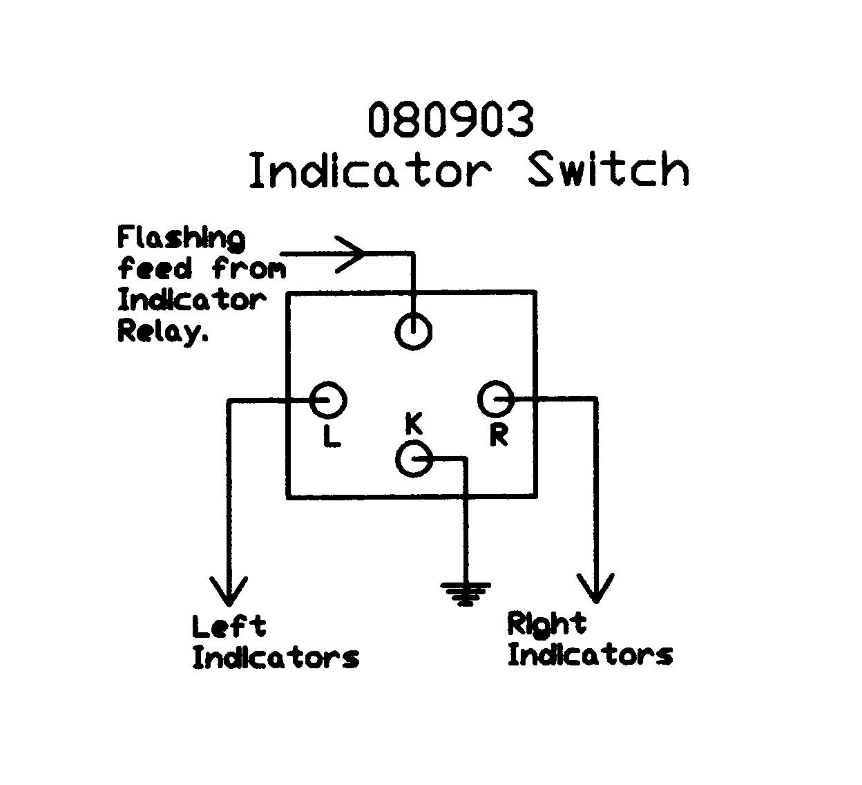 Wiring Single Pole Rotary Selector Switches