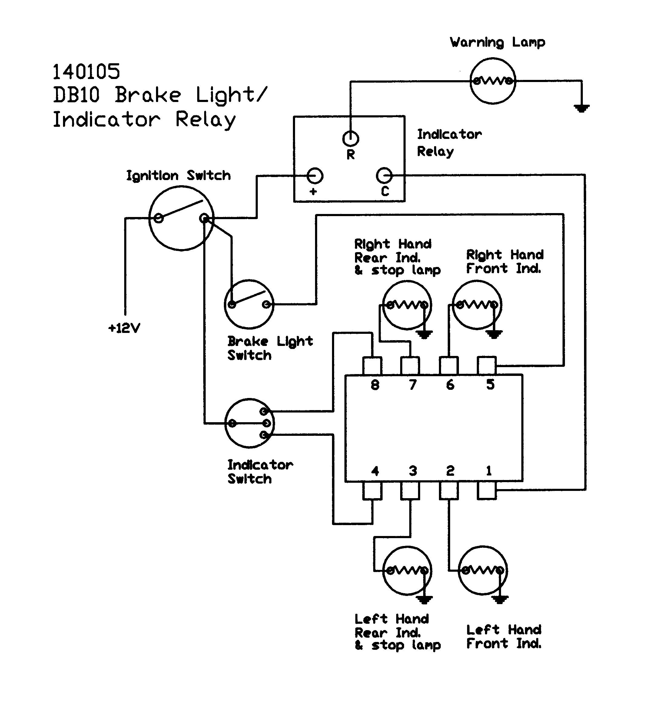1950s Light Switch Wiring Diagram Trusted Direction Indicator Mystery On Roadsters Web Forum For Singer Cars Basic Electrical Diagrams