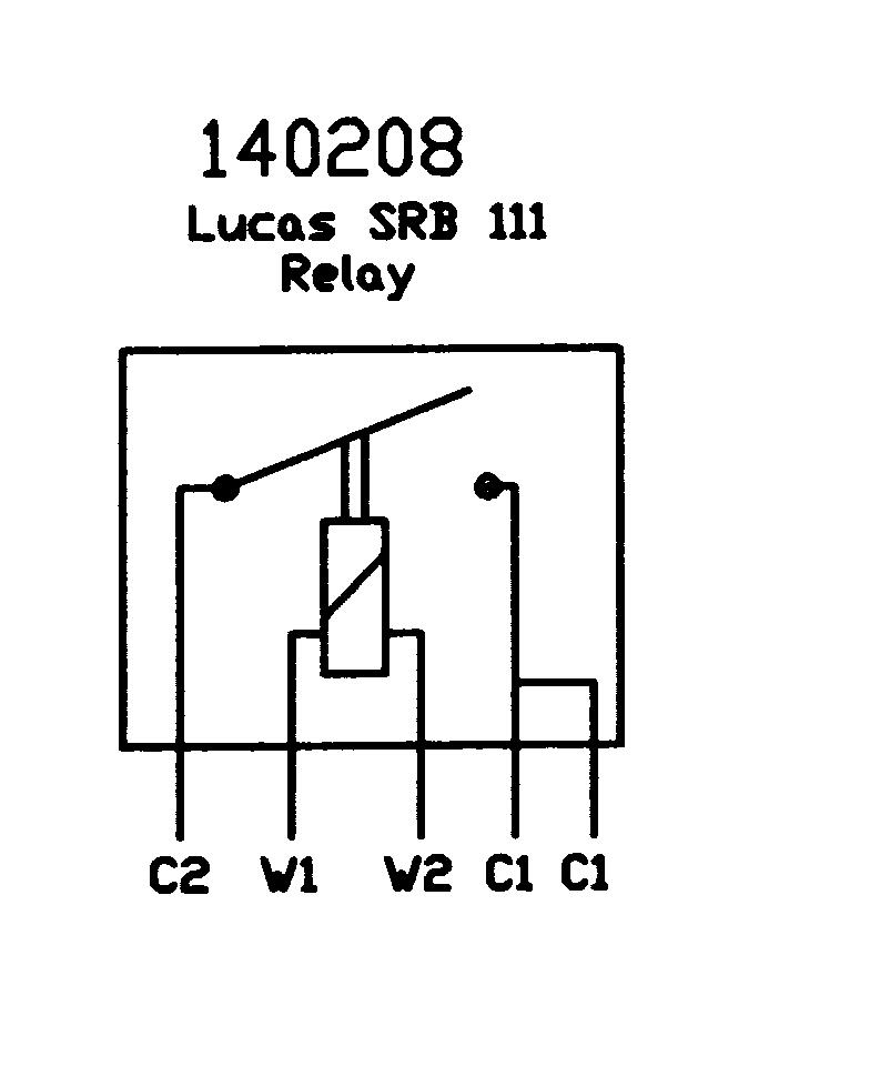 140208_wiring_diagram lucas srb111 make and break relay lucas relay 22ra wiring diagram at bayanpartner.co
