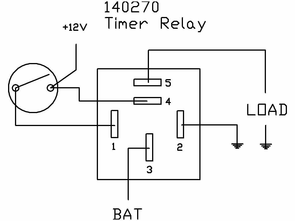 4 wire timer diagram 4 wire wiring diagram rth221 #1