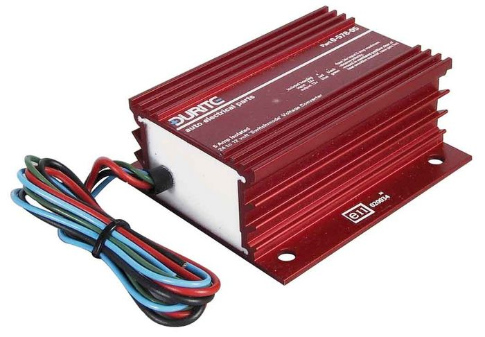 product image for 24V to 12V, 5 Amp (Durite 0-578-05)