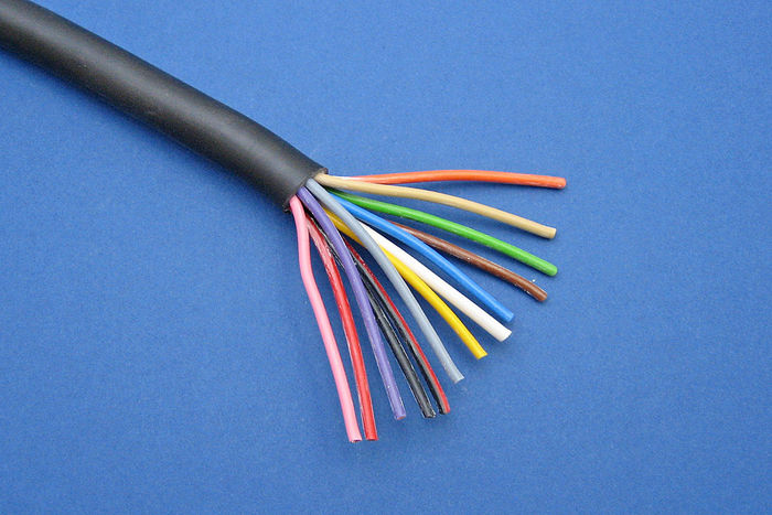 Thin Wall Multicore Cables