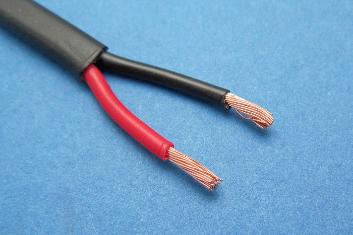 Twin Core Thinwall Cable