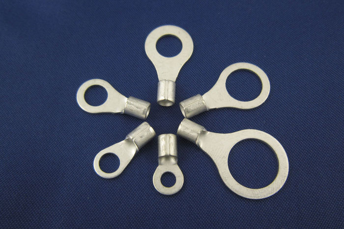 product image for Standard Ring Terminal up to 2.5mm² cable size