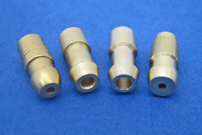 product image for Standard Bullets (4.7mm dia.) - Crimp or Solder