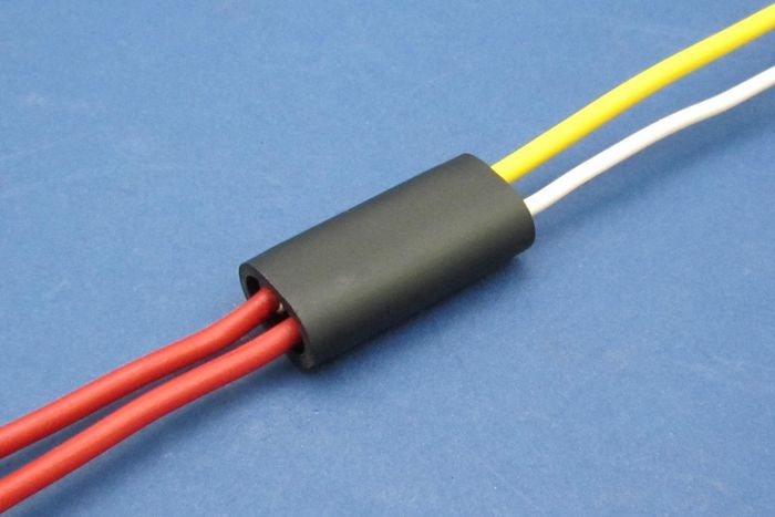 product image for Standard Bullet Connectors - Double (common)