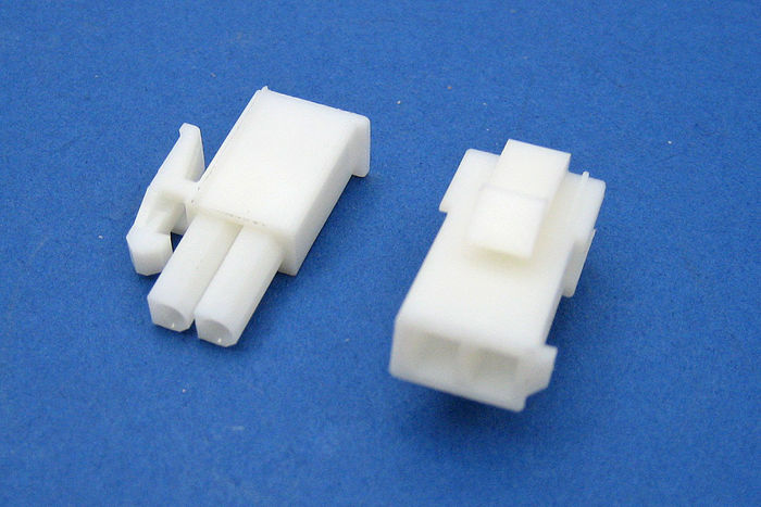 Large on electrical wire connectors terminals types