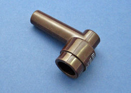 product image for Suppressed Plug Cap (90°)