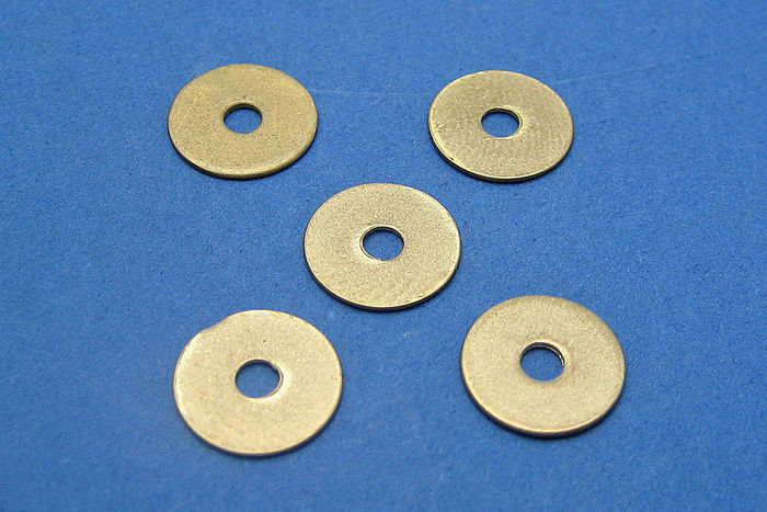 Brass washers for 060801 & 060802