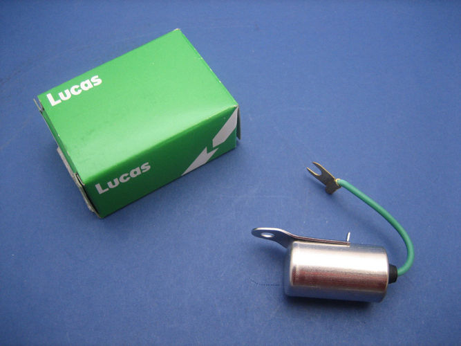 product image for Lucas condenser DCB752C