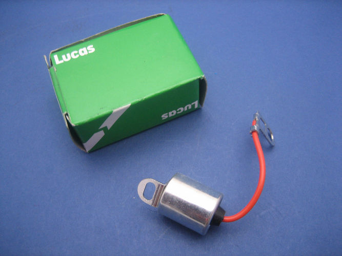 product image for Lucas condenser DCB101C