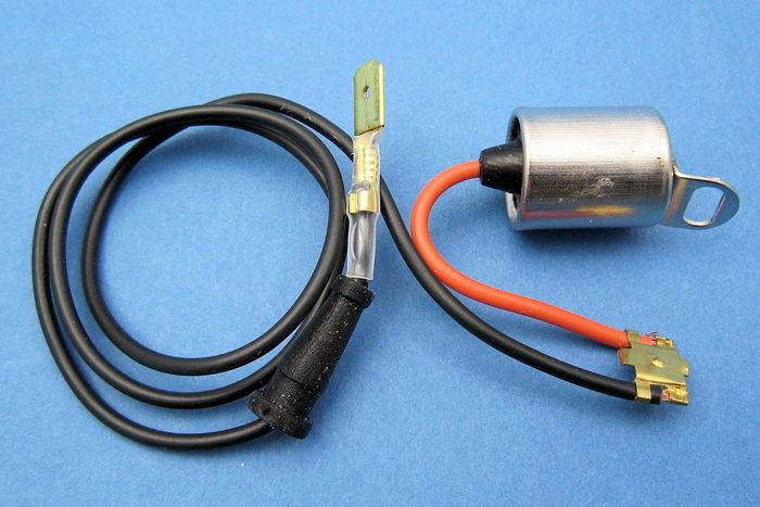 product image for Lucas condenser DCB112C