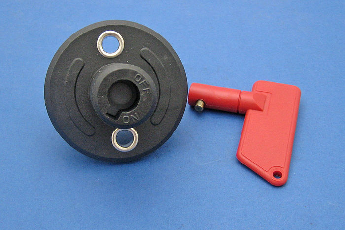 product image for Isolator switch with removable key