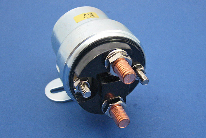 product image for Lucas replacement starter solenoid - 24V