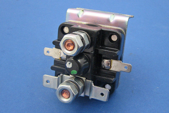 product image for Lucas replacement basic 24V solenoid
