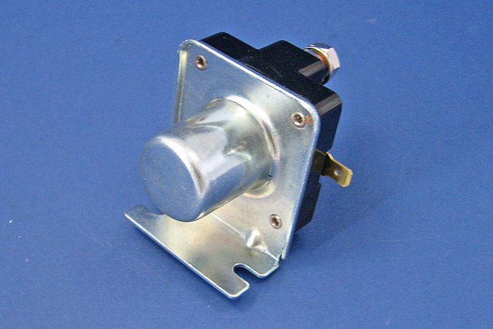 product image for Lucas 12V 4 terminal replacement solenoid.