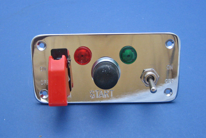 product image for FIVE HOLE SWITCH PANEL