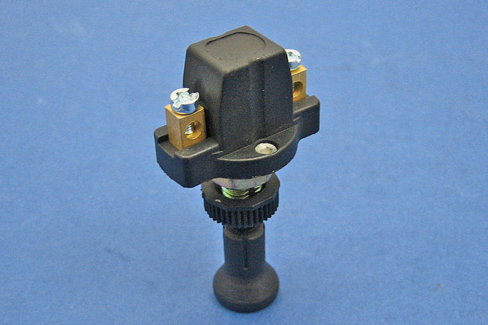 product image for Push/pull switch - max panel thickness 12mm