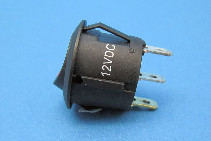 product image for Lucas On/off rocker switch with LED indication