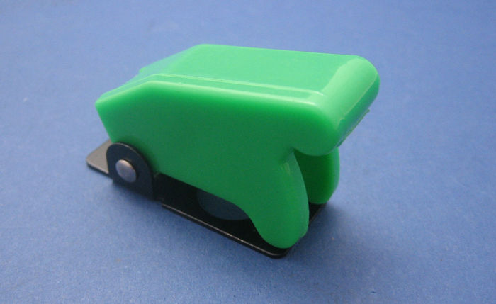 Toggle Switch Safety Guard