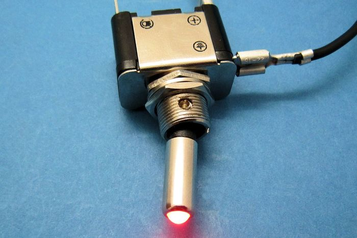 product image for LED Toggle Switches