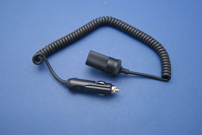 Cigar Lighter Plug Extension Lead