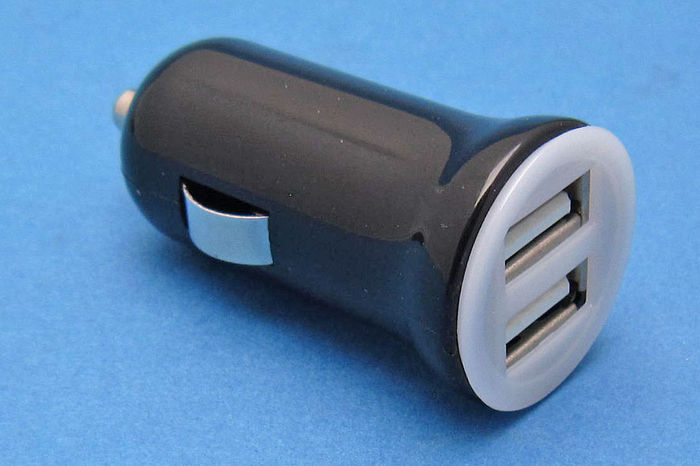 product image for USB 2 Ports Adapteur