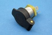 DIN Socket with Spring Loaded Cap
