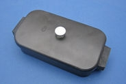 Junction box (black phenolic body and lid)