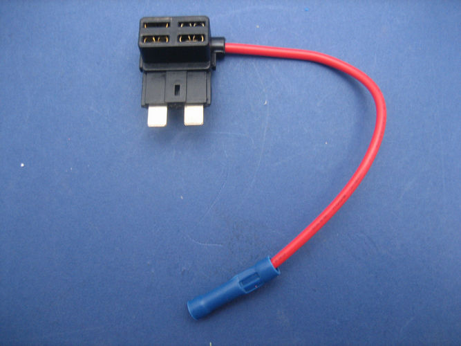 'Add a Circuit' blade fuse holder