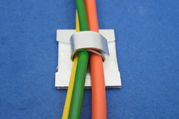 product image for Chassis Clips - Self Adhesive (Aluminium)