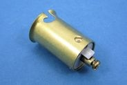 Ba15s Brass Bulb Holder