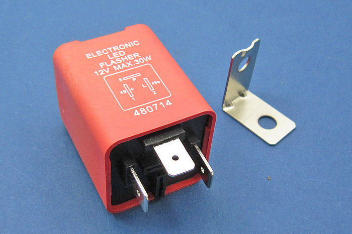 15 Volt Led Flashers By 2n3904