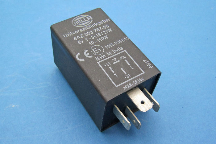 product image for 6V Flasher Relay Hella