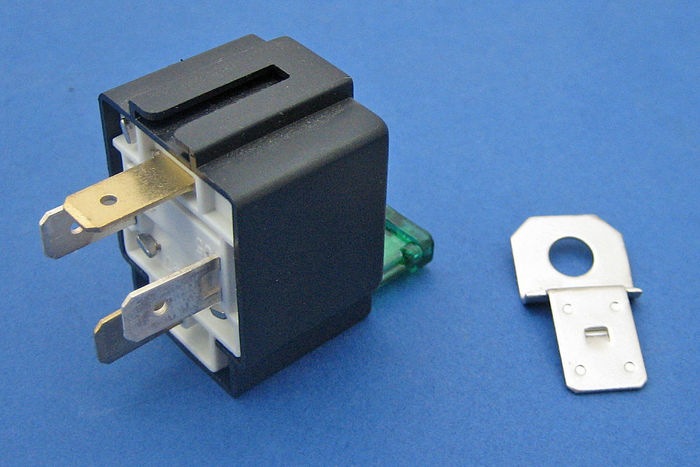 product image for 12 Volt Relay - fused make and break