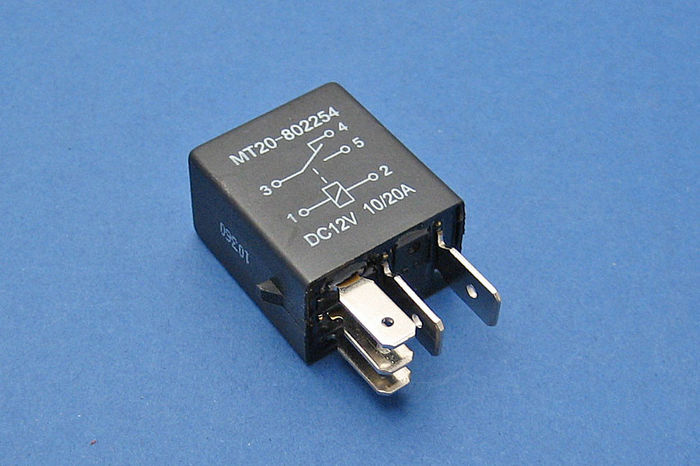 product image for 12V-Umschaltrelais