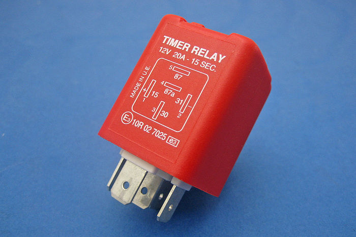 product image for timer relay various
