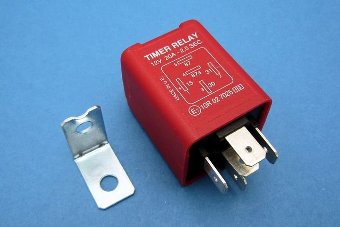 product image for Timer Relay - Various