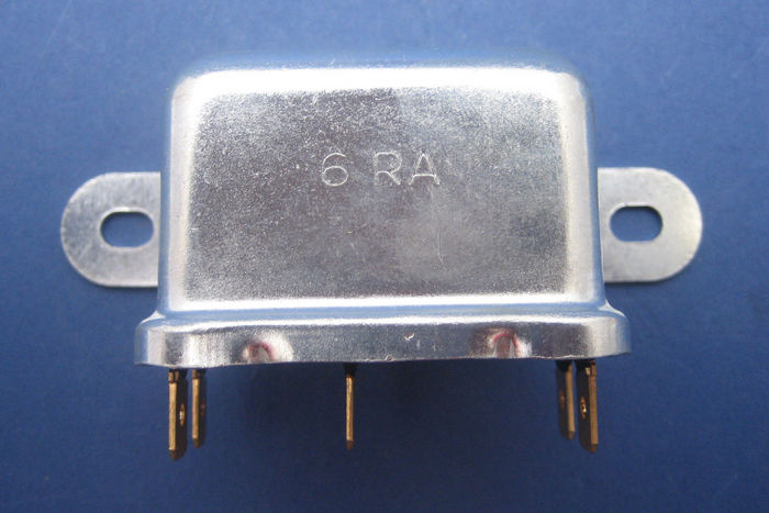 Large on Product Image For Lucas Srb146 6ra 12v Change Over Relay