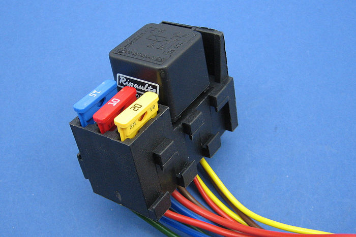12v Relay And Fuse Block Holder 12v Free Engine Image