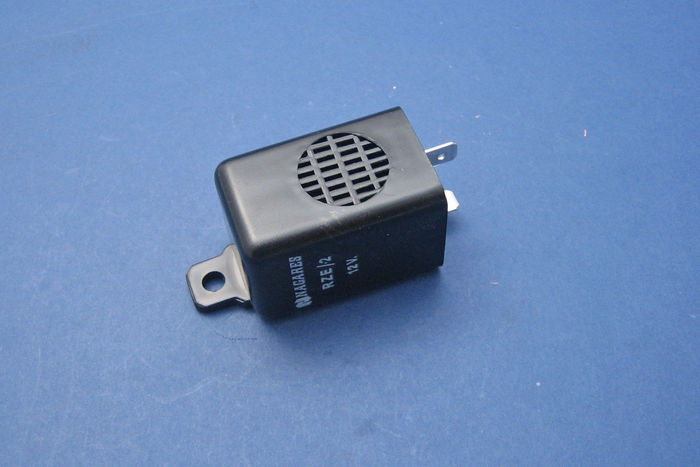 product image for Dashboard buzzer. 12V, 2 tone