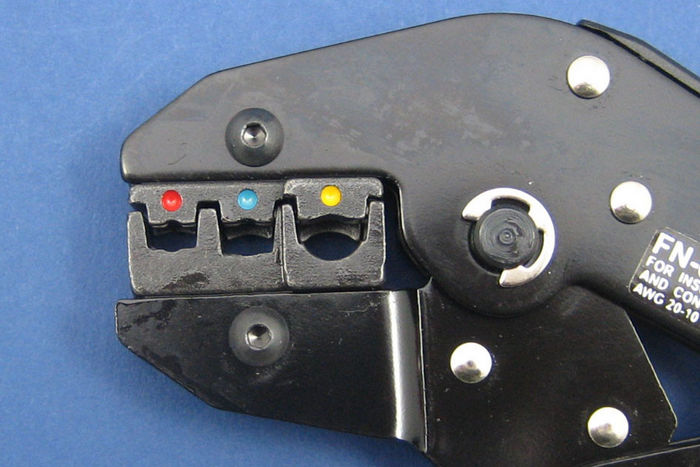 product image for Crimping Tool For Insulated Terminals - Heavy Duty