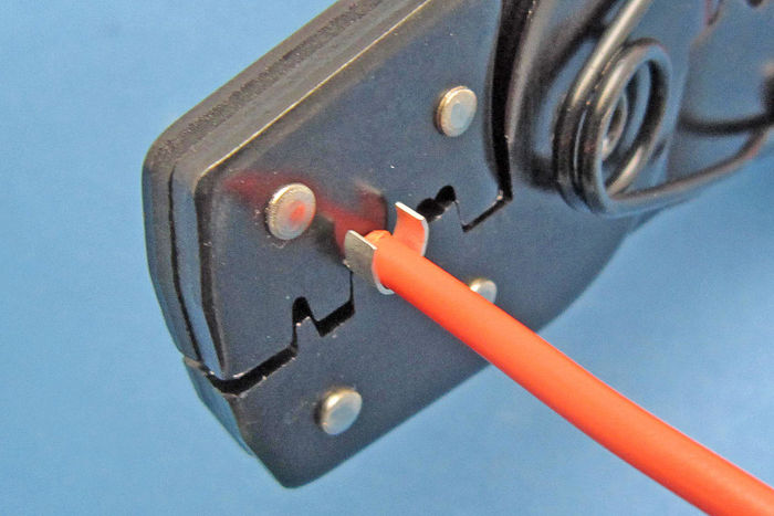 product image for Crimping Tool For Non Insulated Terminals - Standard