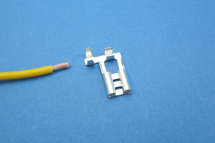 product image for Flag Terminal - Crimping Tool