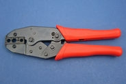 Crimping Tool For HT Terminals - Heavy Duty Ratchet Tool