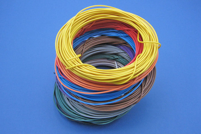 Electrical Wire Bundle : Thinwall cable bundle