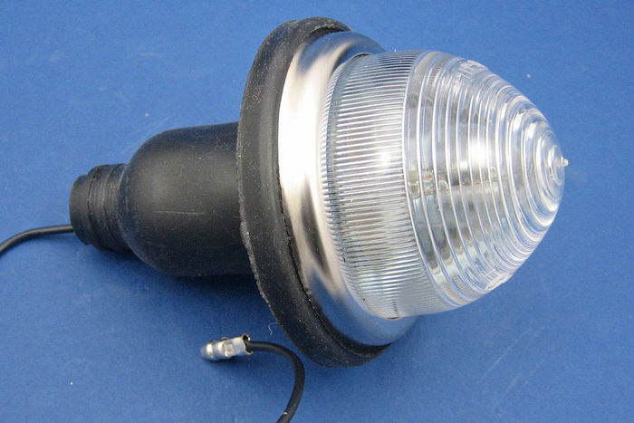 product image for Lucas L594 side lamp - pattern version with plastic lens