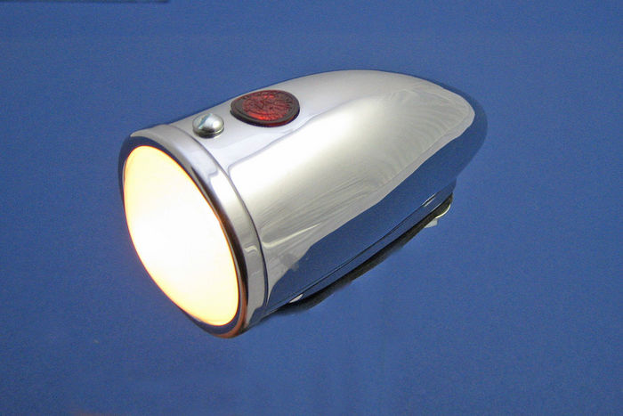 product image for Lucas 1130 side/indicator lamp - glass lens