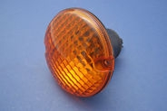 Surface mounted modern style rear indicator lamp.