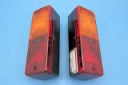 Stop/tail and indicator lamps (Pair)